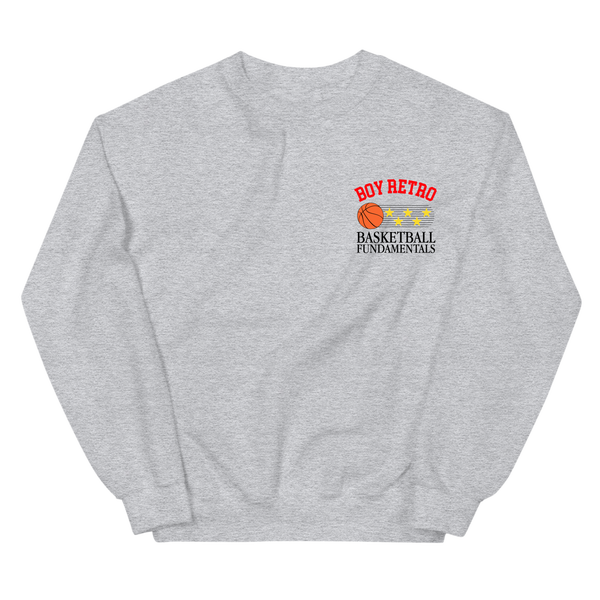 Image of Grey Fundamentals Crewneck