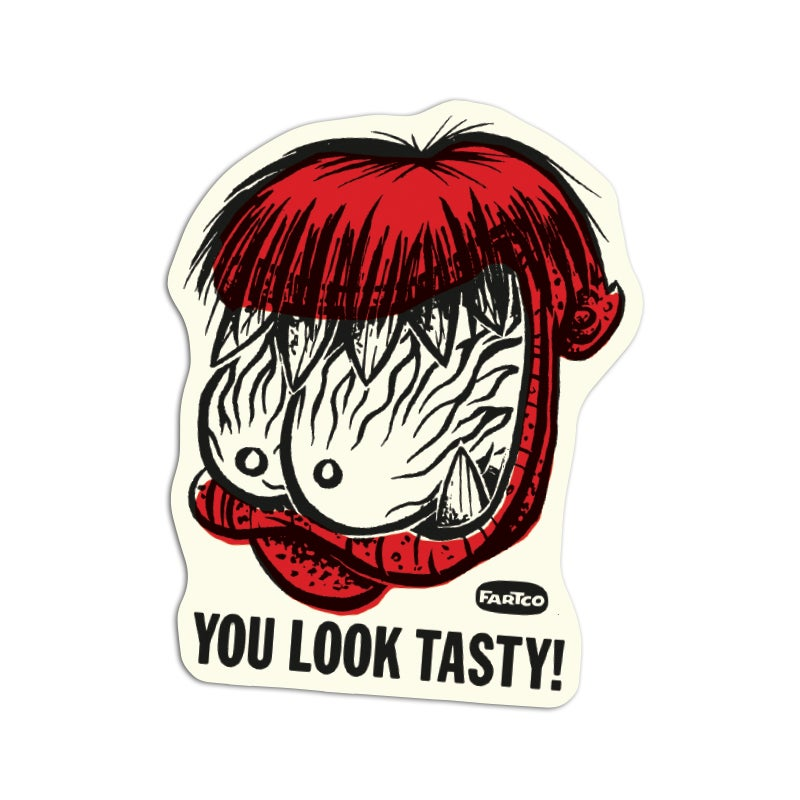 Image of Tasty Sticker