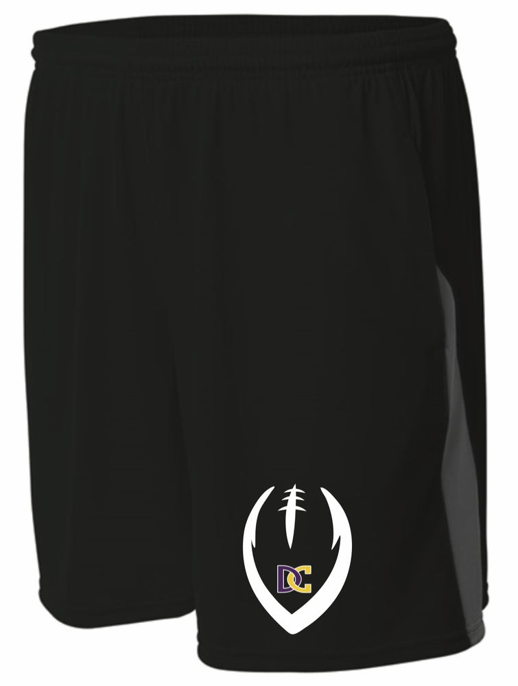 Image of DC JAGUARS Football Pocket Shorts