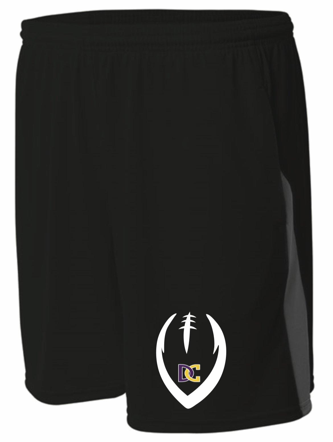 Image of DC JAGUARS Football Pocket Shorts