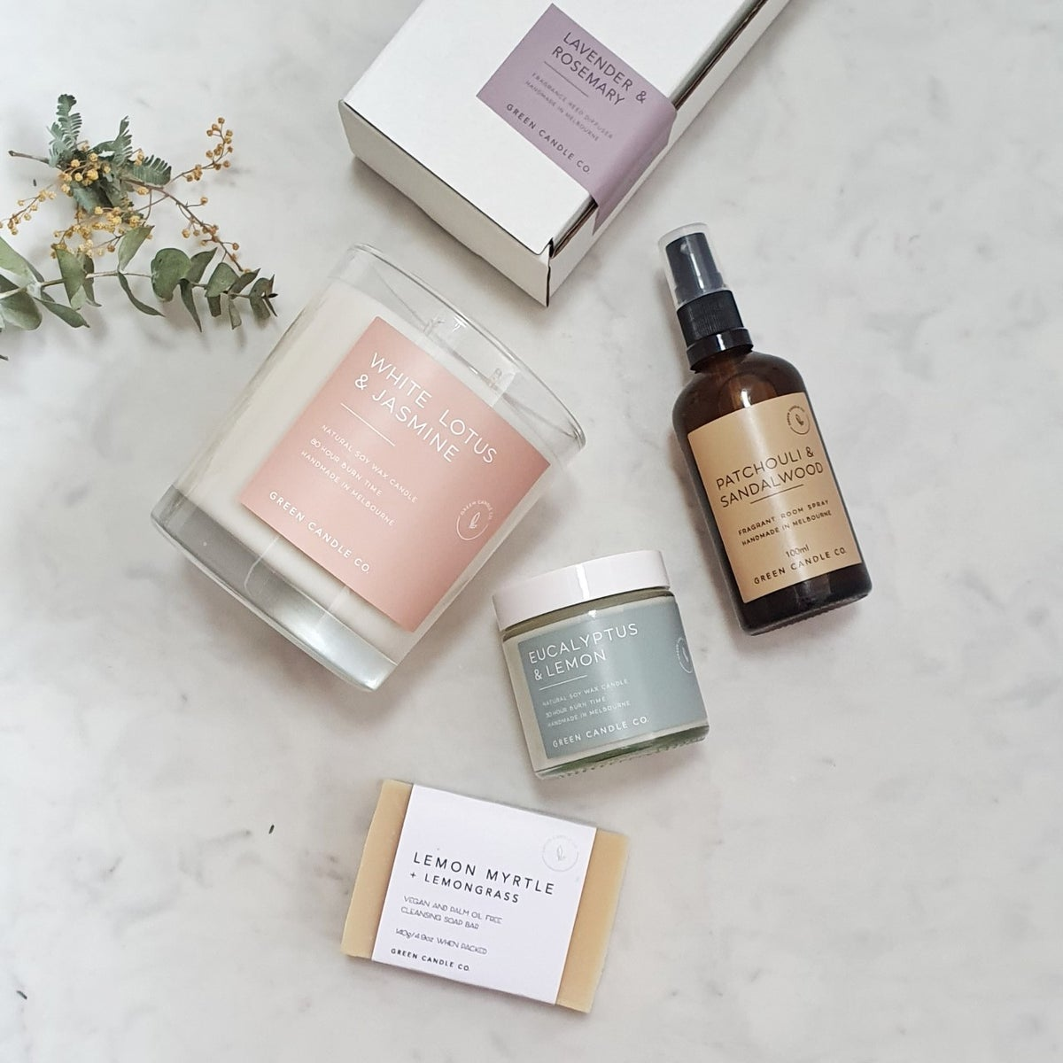 Image of LUXE SPRING BUNDLE