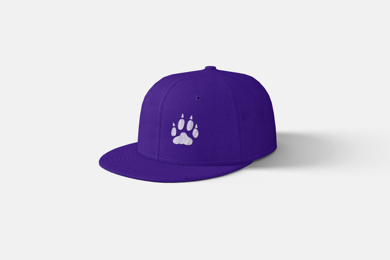 Image of Paw Print Logo - Flex Fit