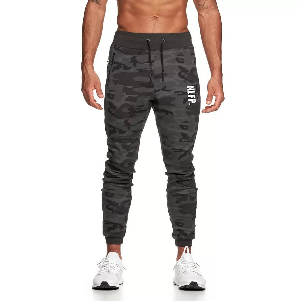 Image of LEGEND JOGGERS BLACK CAMO