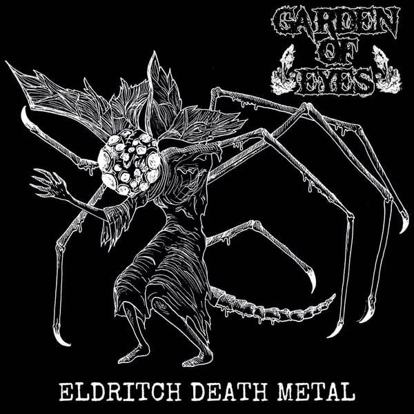 Image of GARDEN OF EYES - Eldritch Death Metal CD