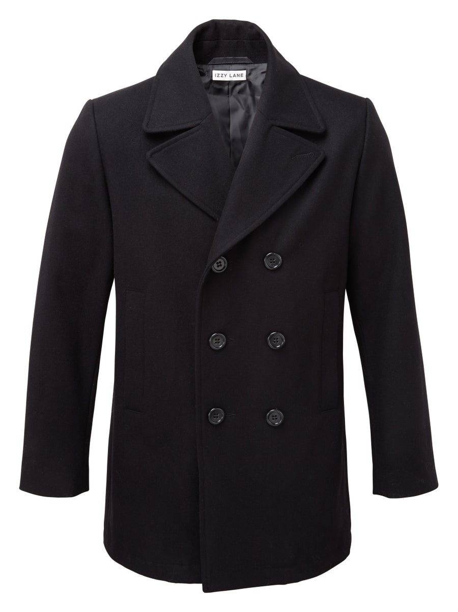Image of Men's Pea Coat