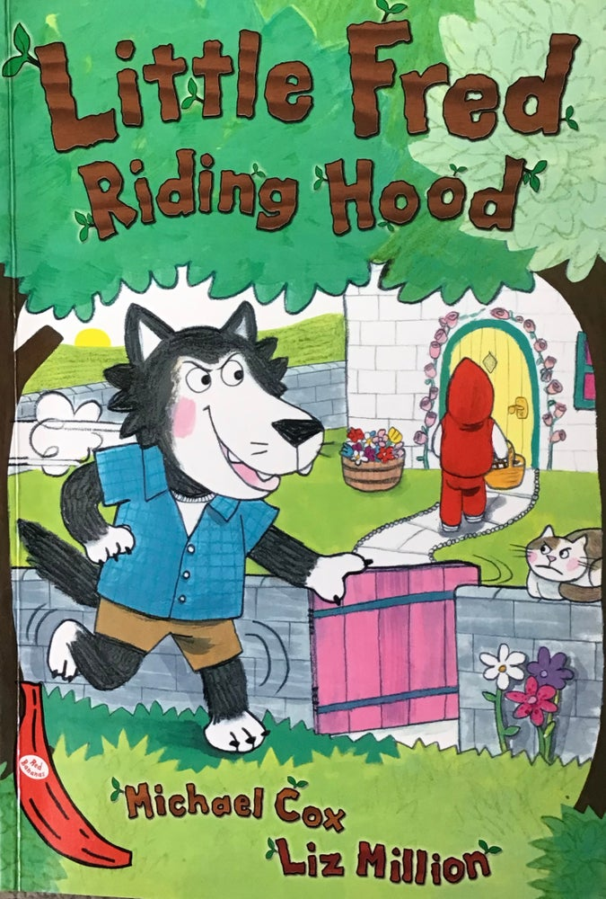 Image of 'LITTLE FRED RIDING HOOD'
