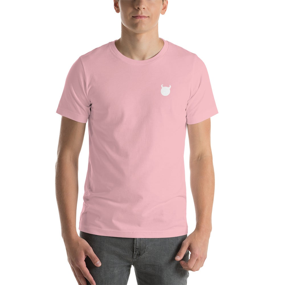 Image of Limited Edition | Limited Drop t-shirt |Pink & Grey