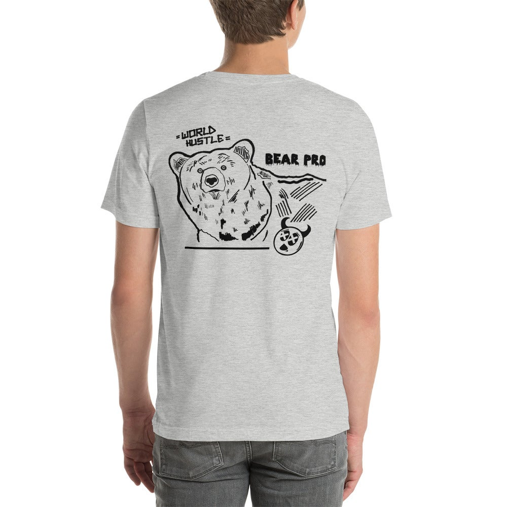 Image of Limited Edition   Limited Drop t-shirt  Pink & Grey