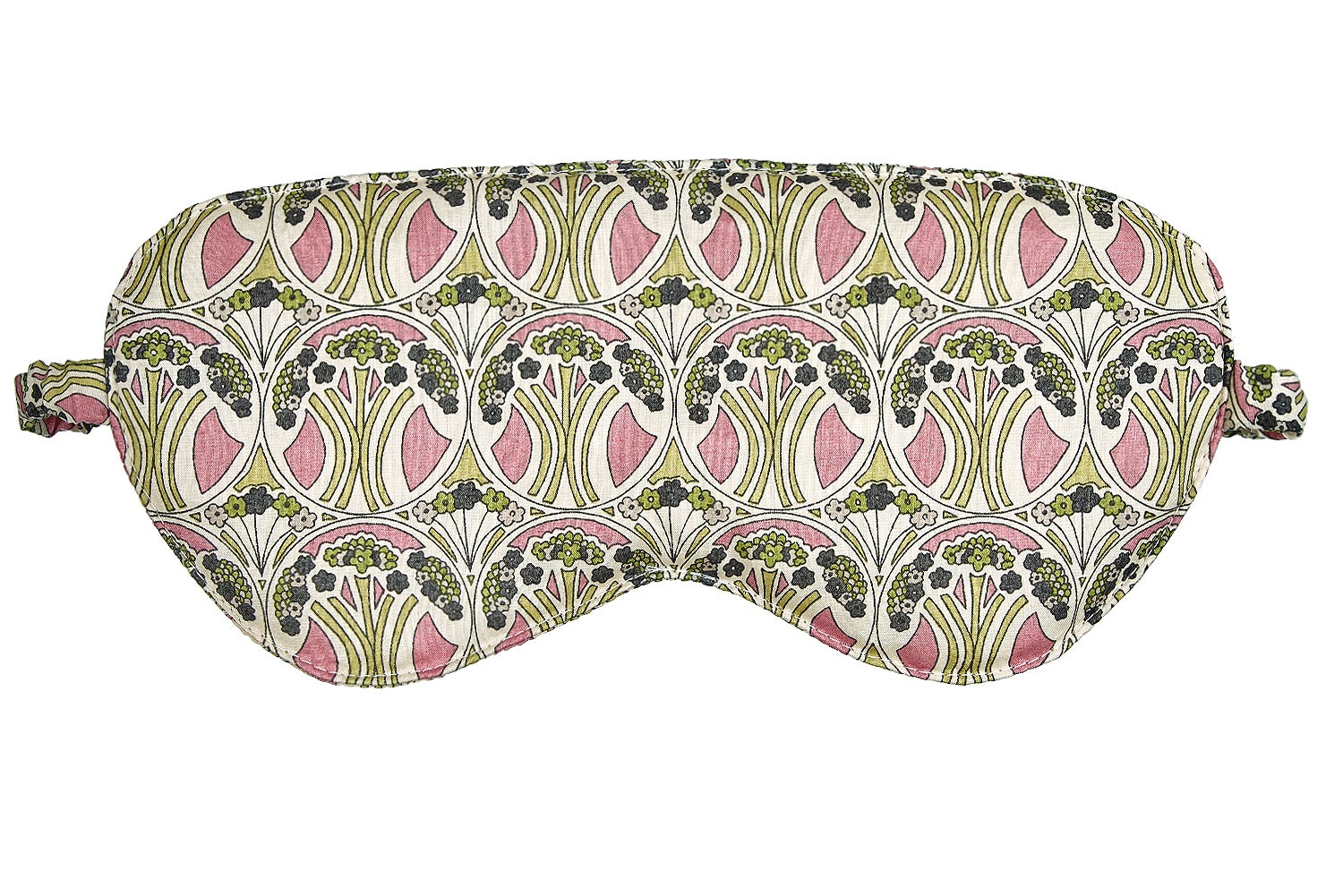 Image of Sleep mask / Belle Epoque / Pale pink