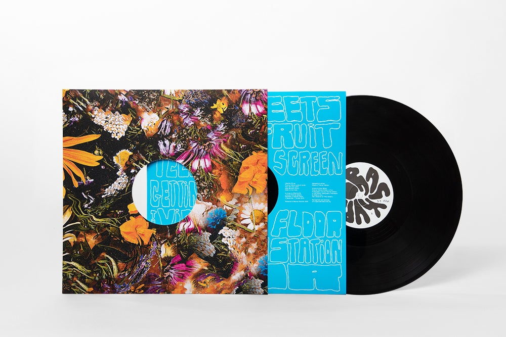 Image of CRACKUPS / Greetings from Earth (LP)