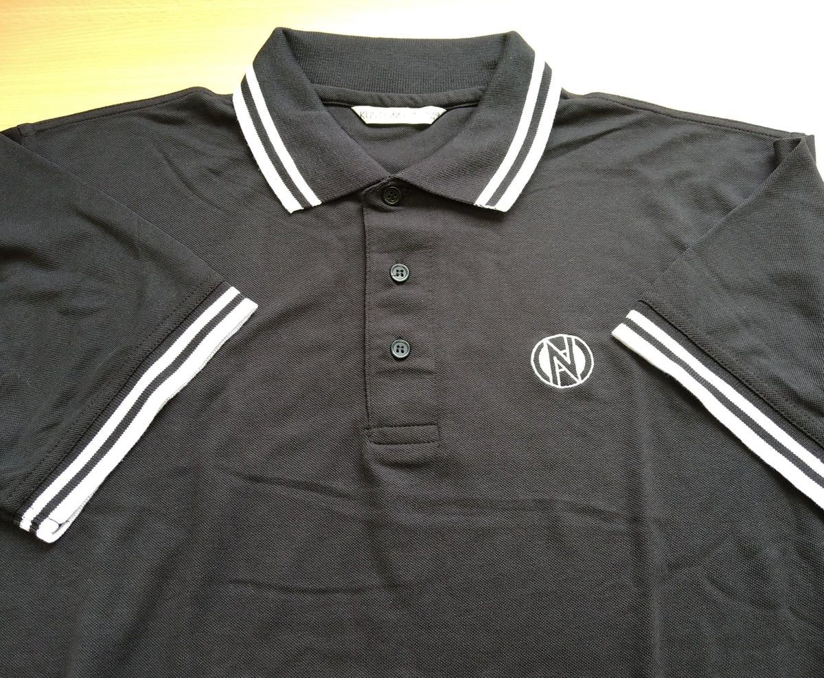 Image of CONFLICT 2 Tone Polo Shirt