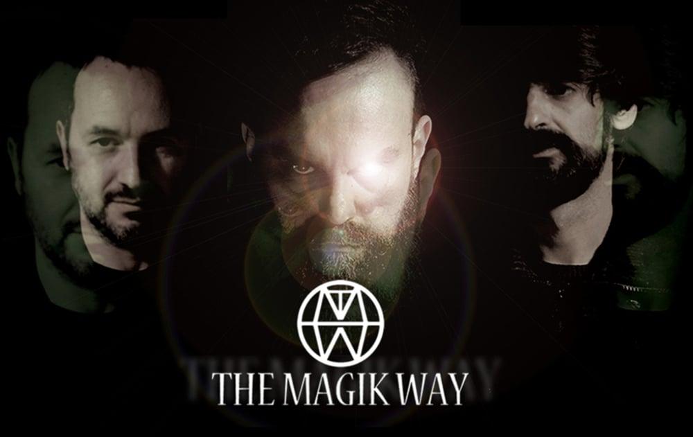 """THE MAGIK WAY """"Il Rinato"""" CD (PRE-ORDER NOW!!!)"""
