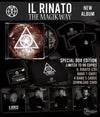 "THE MAGIK WAY ""Il Rinato"" Deluxe Edition (PRE-ORDER NOW!!!)"