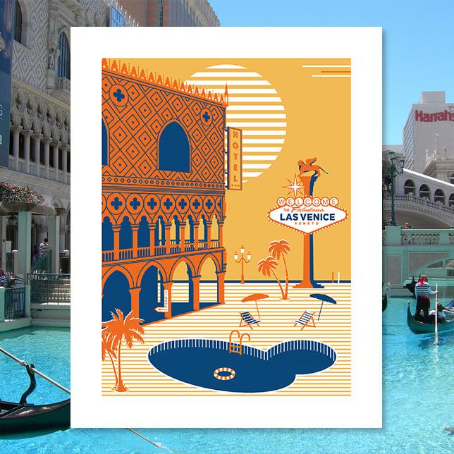 Image of Las Venice