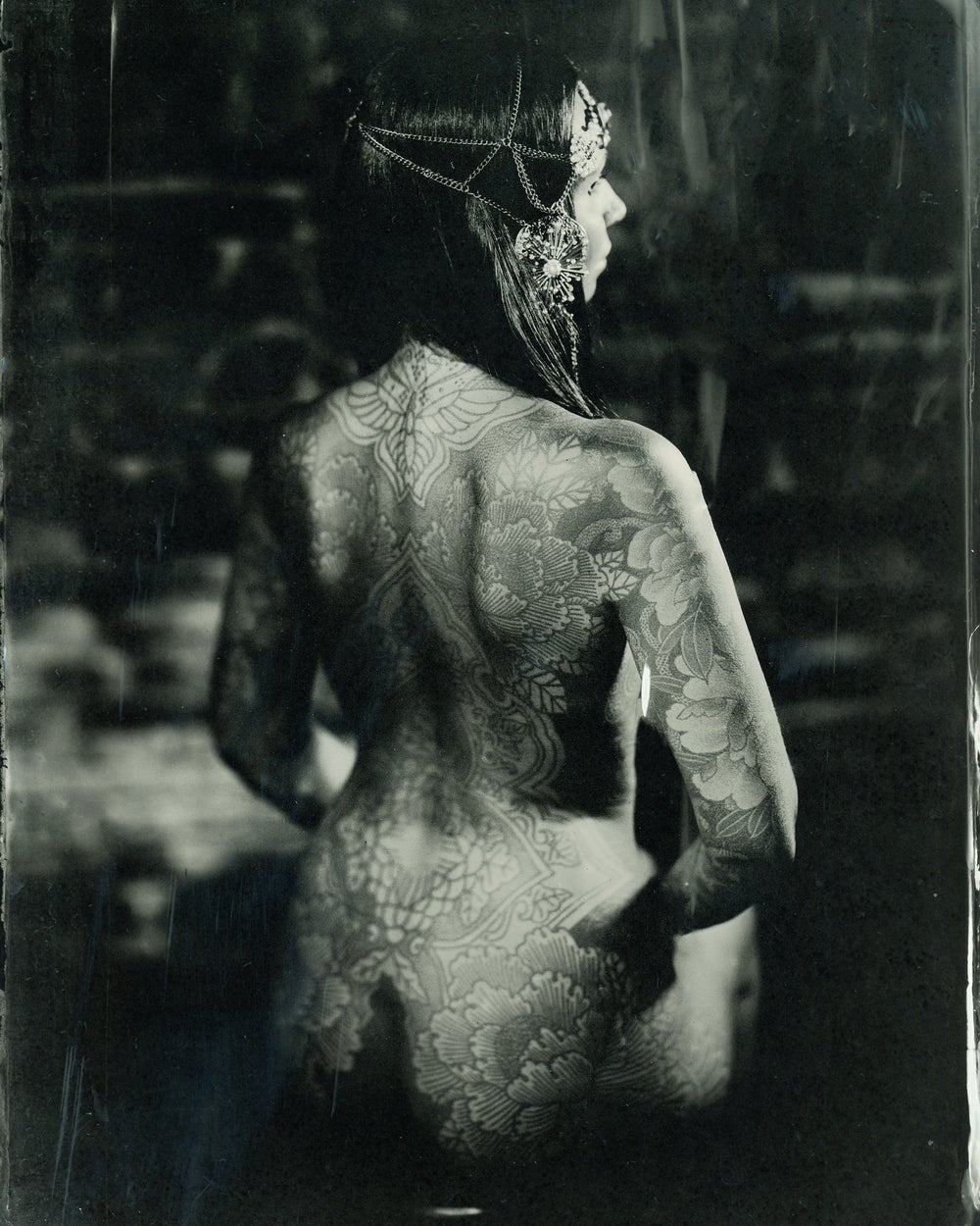 Image of *LIMITED EDITION* Ambrotype 2