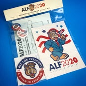 Image of ALF 2020 Presidential Campaign Starter Kit