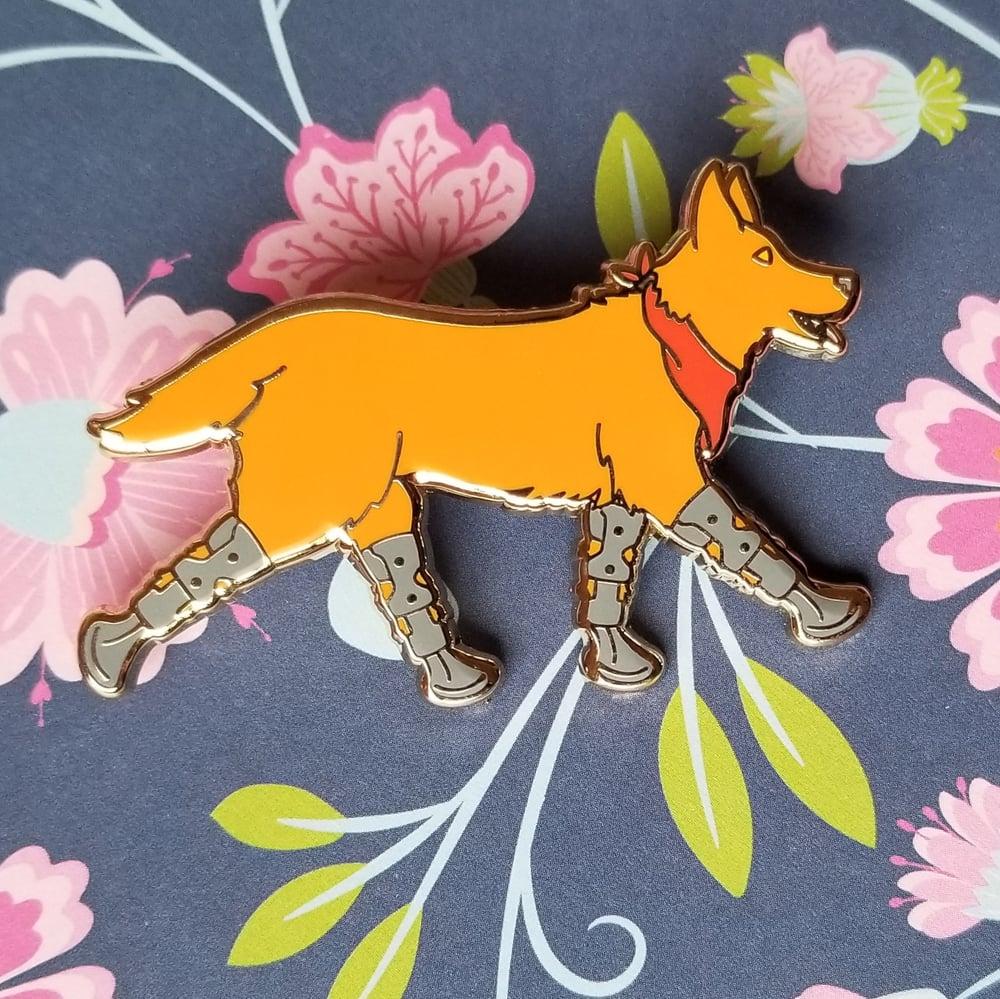 Image of Naki'o pin