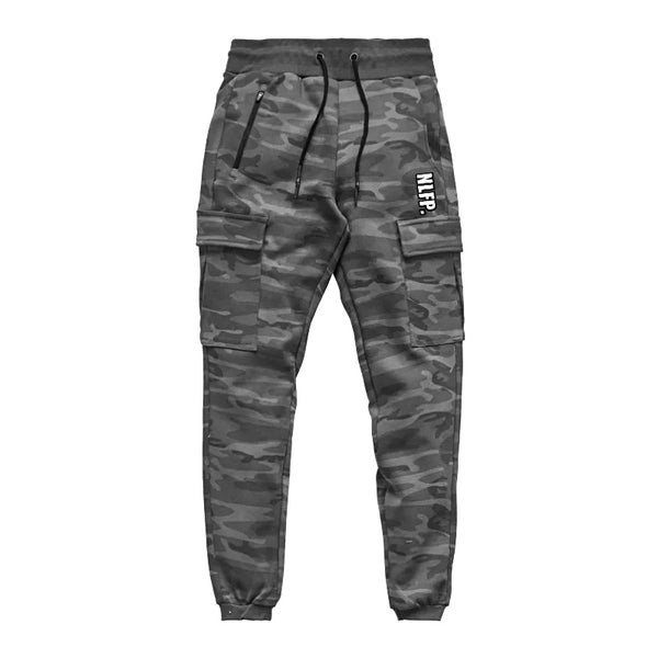 Image of WARRIOR JOGGER GREY CAMO