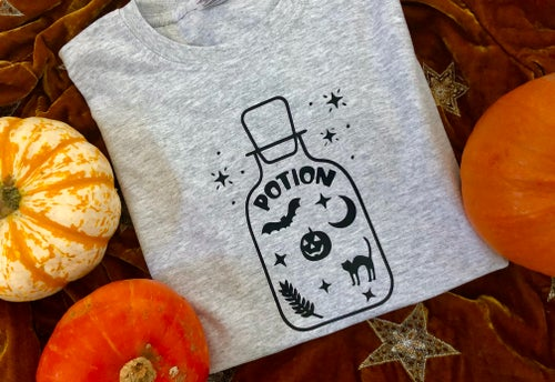 Image of Let's Make A Potion Tee/Sweater