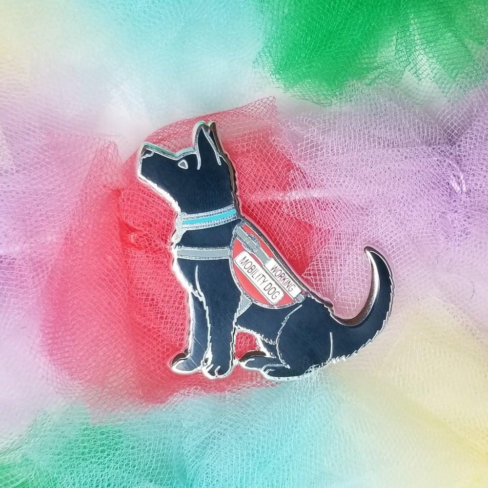 Image of Service Dog pins *Charity Pins*