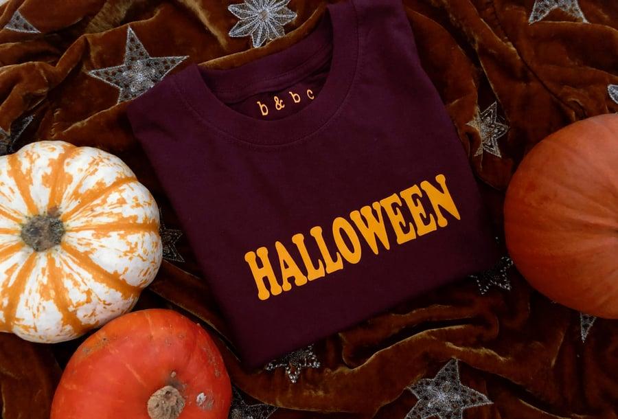 Image of Halloween Tee/Sweater