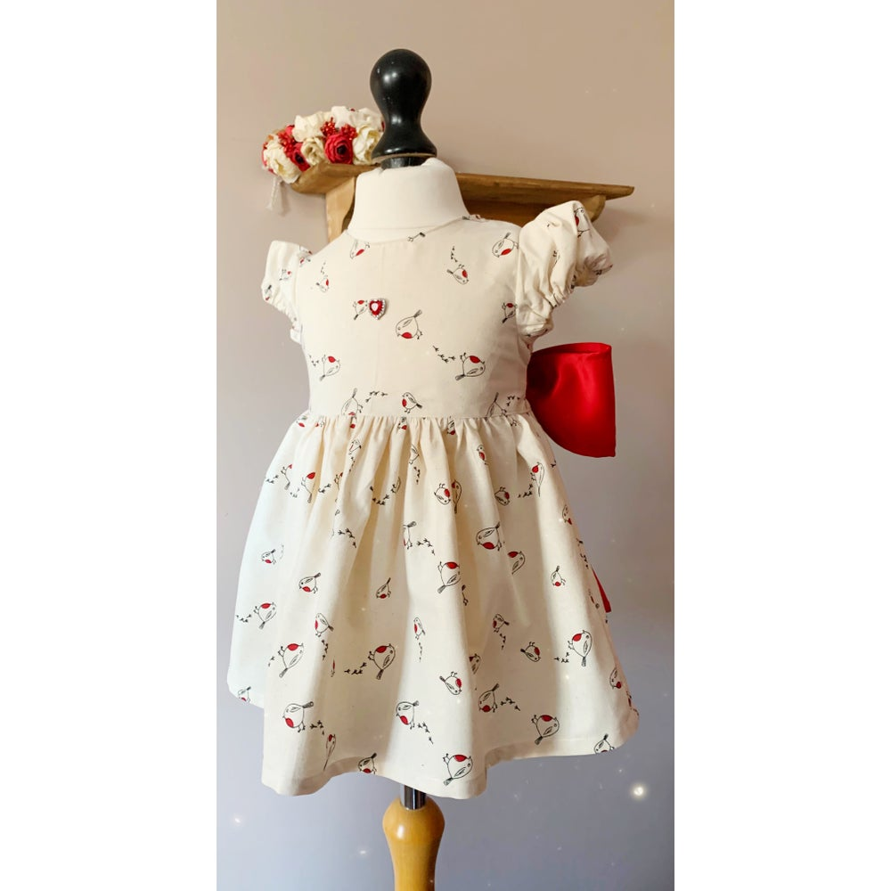 Image of Rockin robin dress