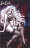 Lady Death Mischief Night #1, Naughty, LE to 5, Artis Copies