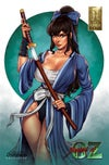 Samurai of OZ #1, EC Exclusive LE to 50