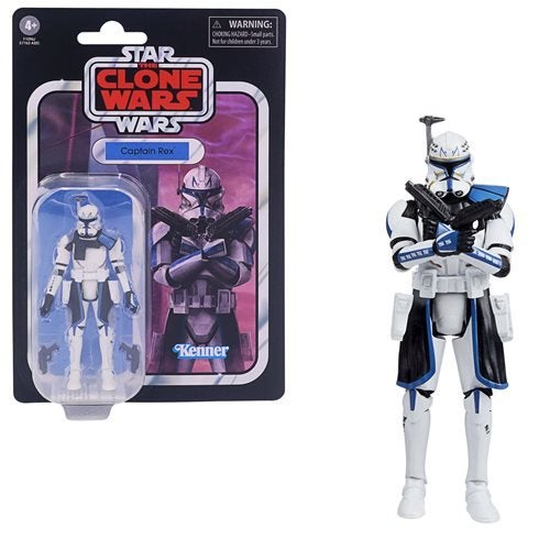 Image of Star Wars the vintage Collection Rex
