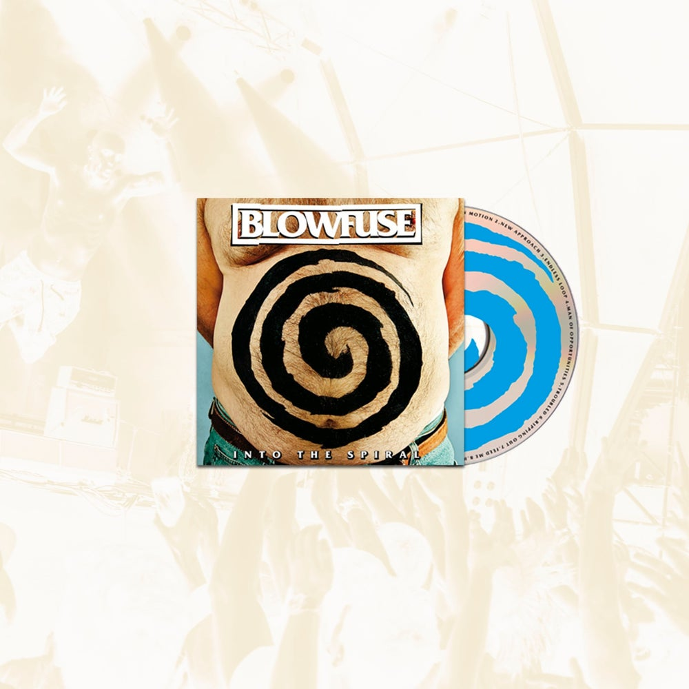 Image of 'Into The Spiral' CD