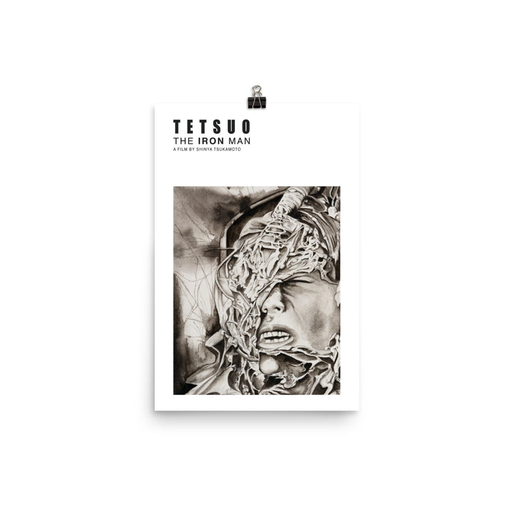 Tetsuo Reality Poster