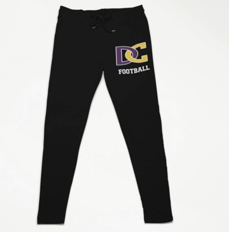 Image of DC JAGUARS Football Joggers