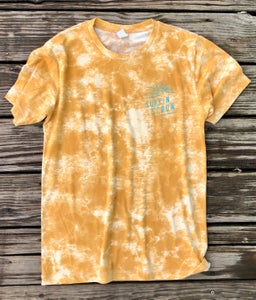 Image of Spoon Tie Dye - Yellow