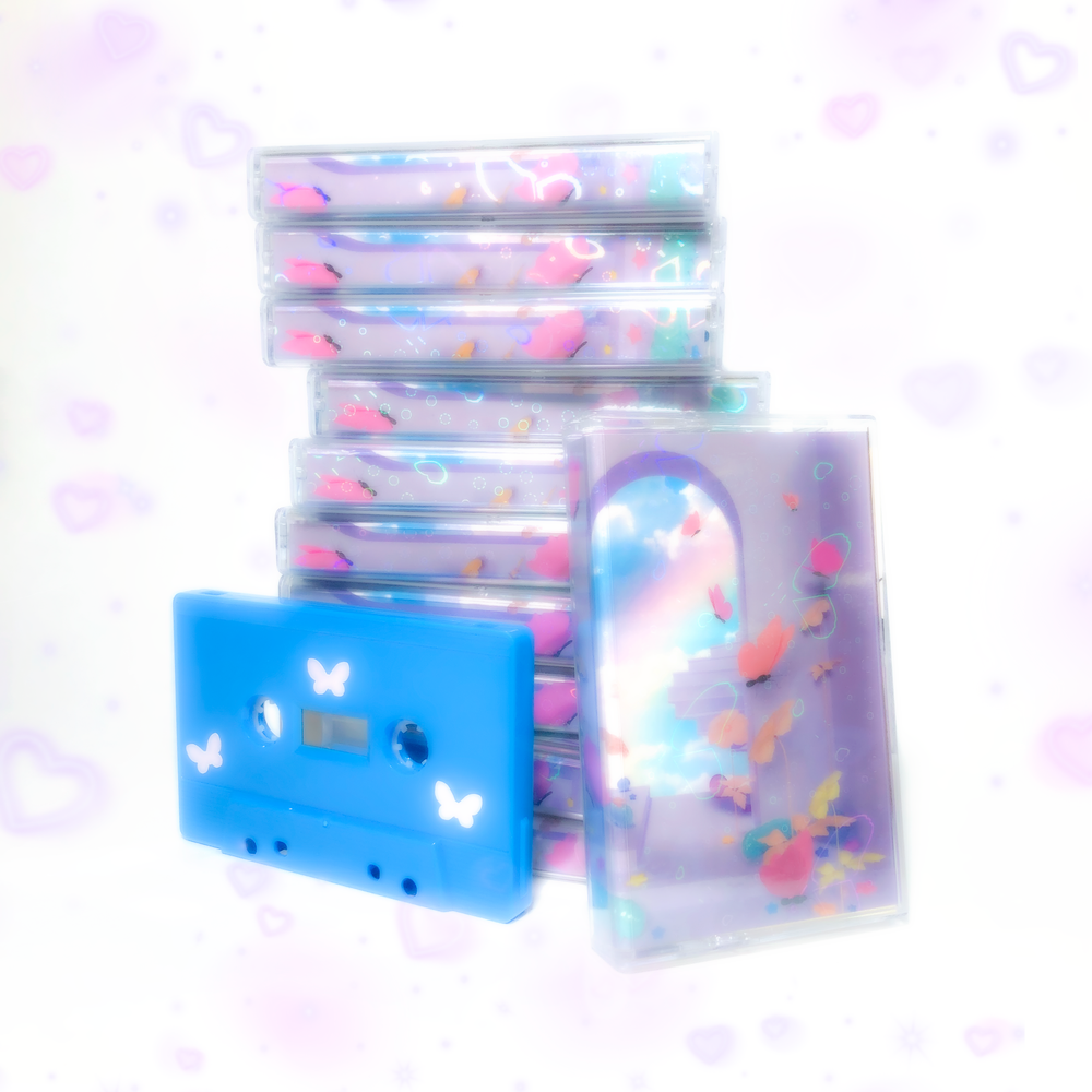 Image of Lepidopterophobia Cassette