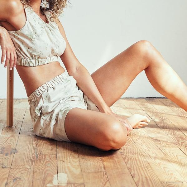 Image of artemisa boxer shorts