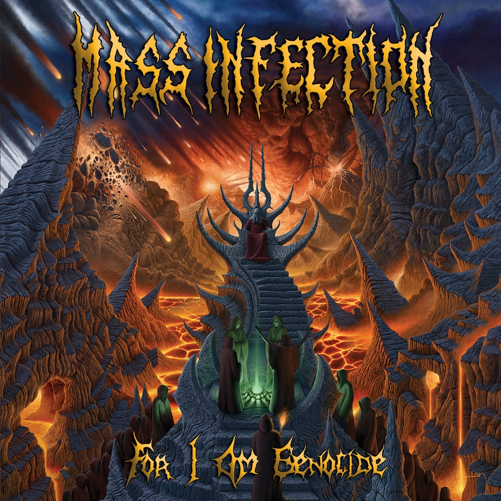 Image of Mass Infection - For I Am Genocide CD