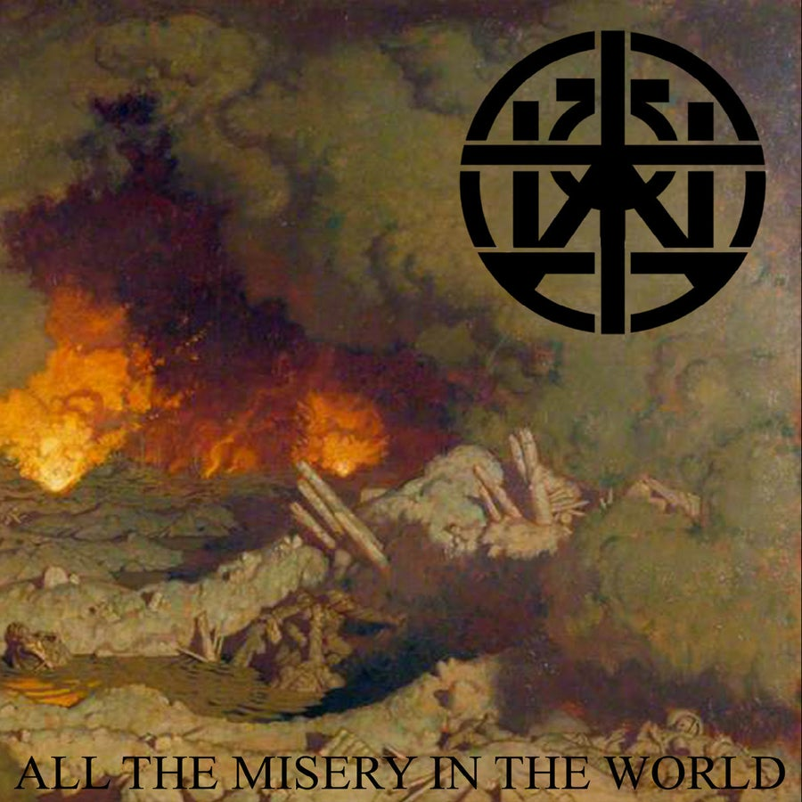Image of Population Control - All The Misery In The World CD Digipack