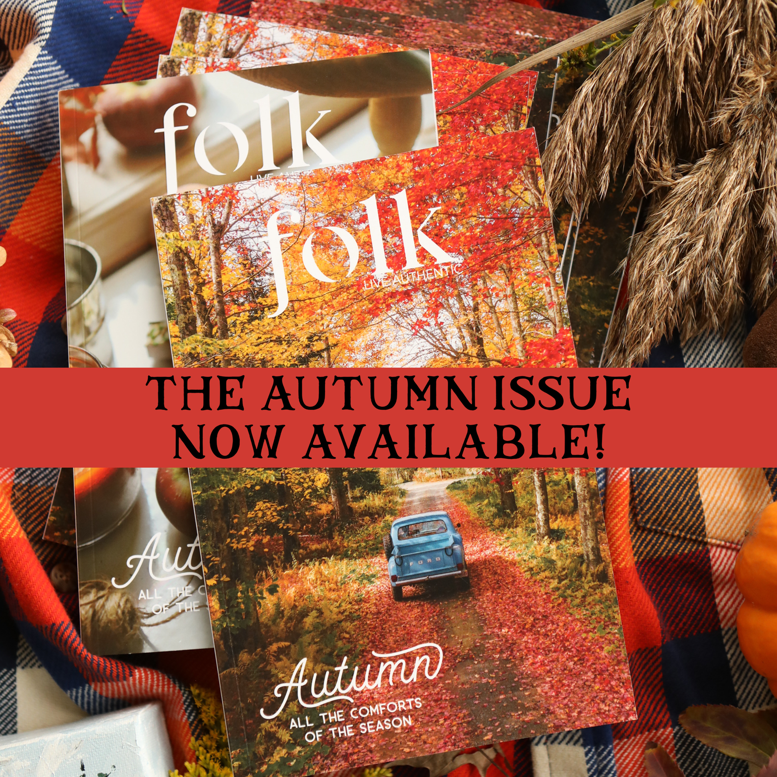 Image of PREORDER: The Autumn Issue
