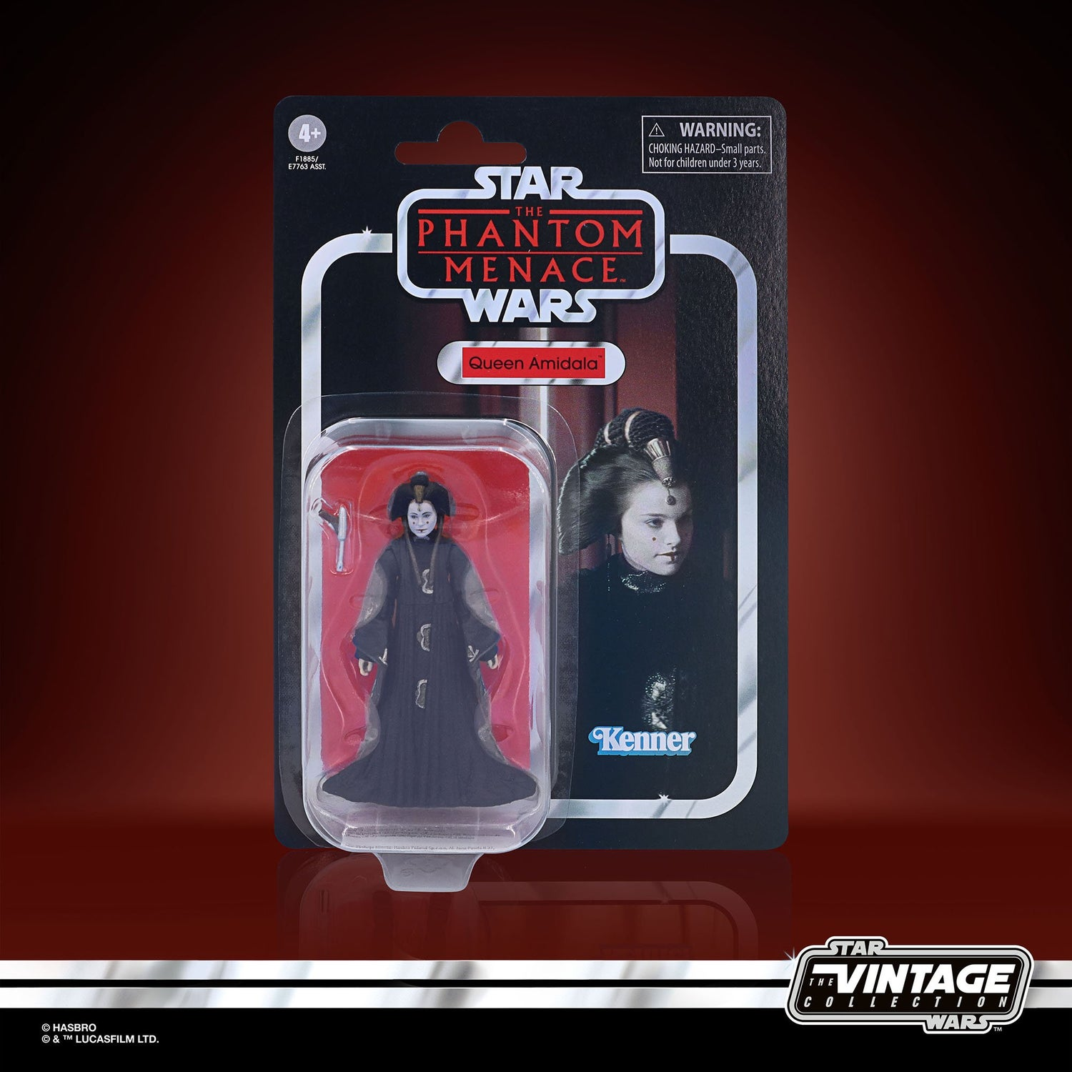 Image of Star Wars The Vintage Collection Queen Amidala