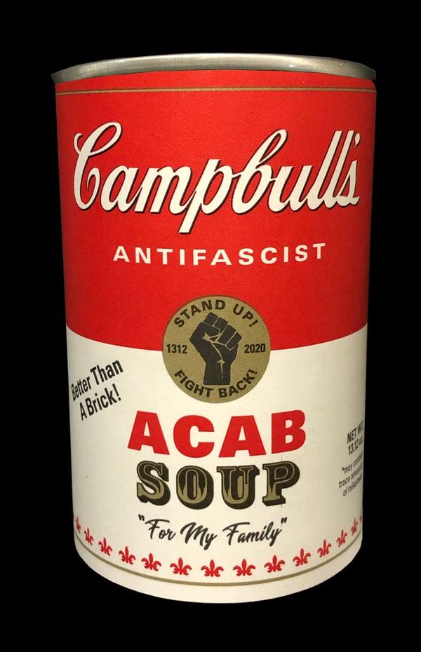 Image of ACAB Soup label