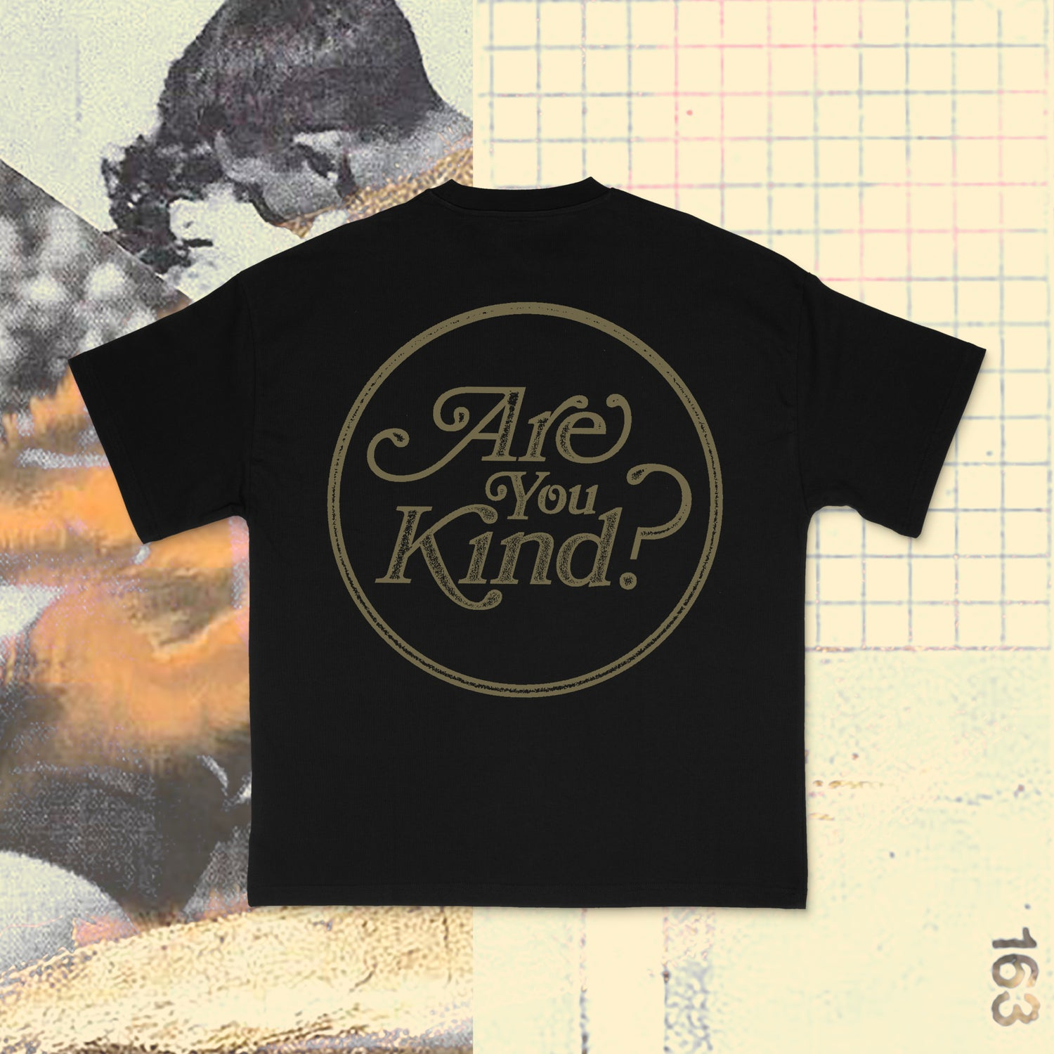Image of Road Worn: Are You Kind Tee? - Black