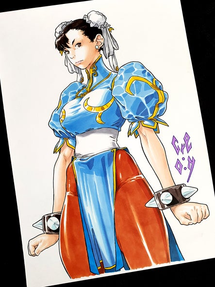 Image of CHUN LI - Ready