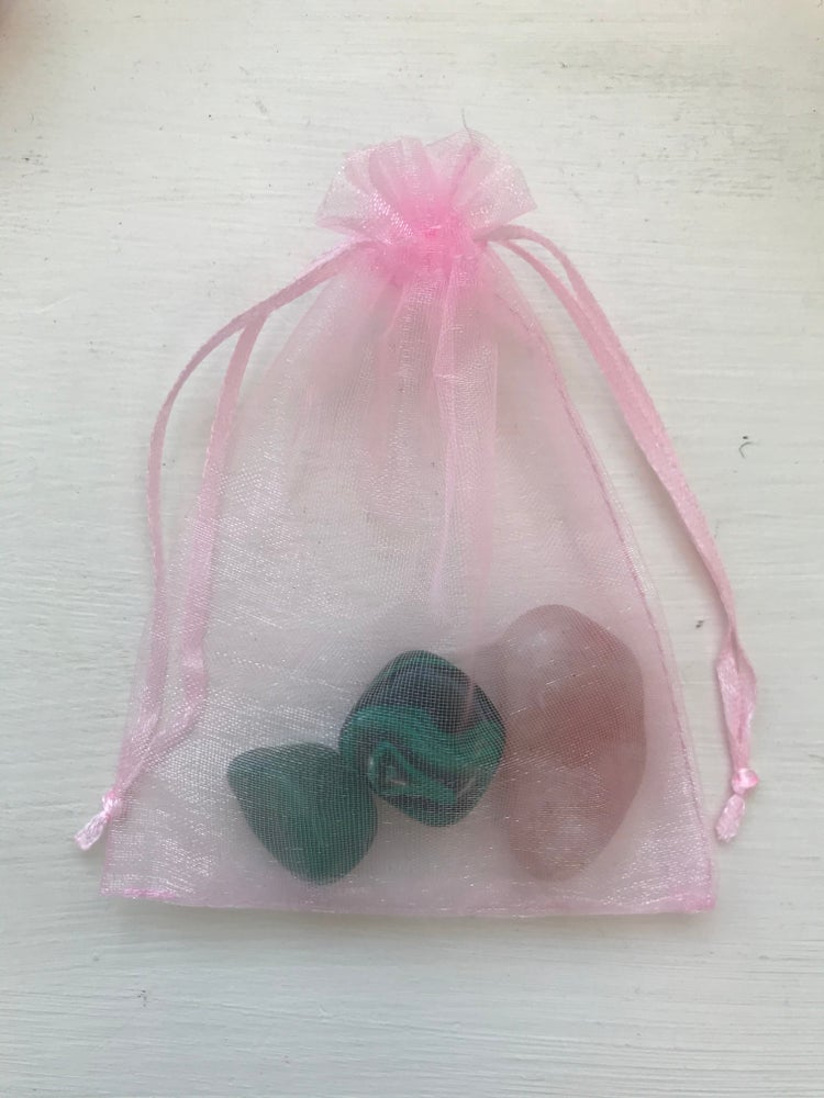 Image of Self Love and Transformation Crystal Set