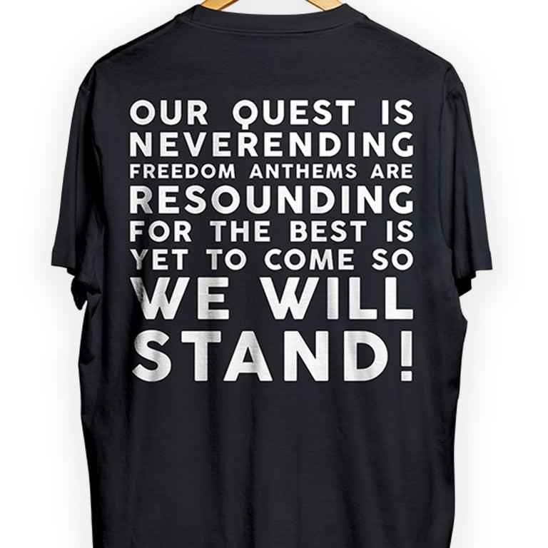 Image of LUNARIS T-Shirt + Poster Bundle