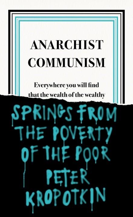 Image of Anarchist Communism