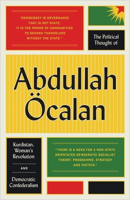 Image of The Political Thought of Abdullah Öcalan