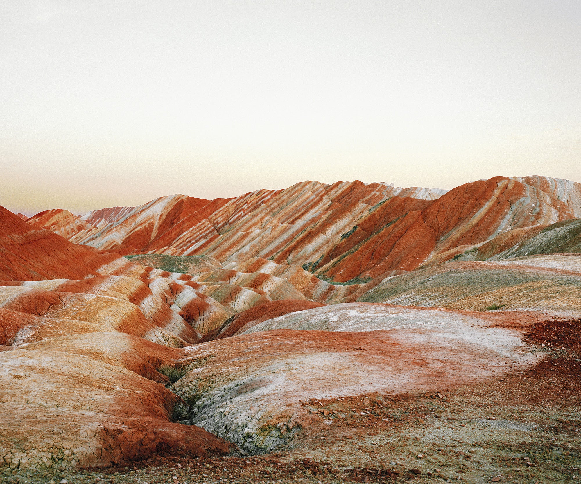Image of Rainbow Mountains