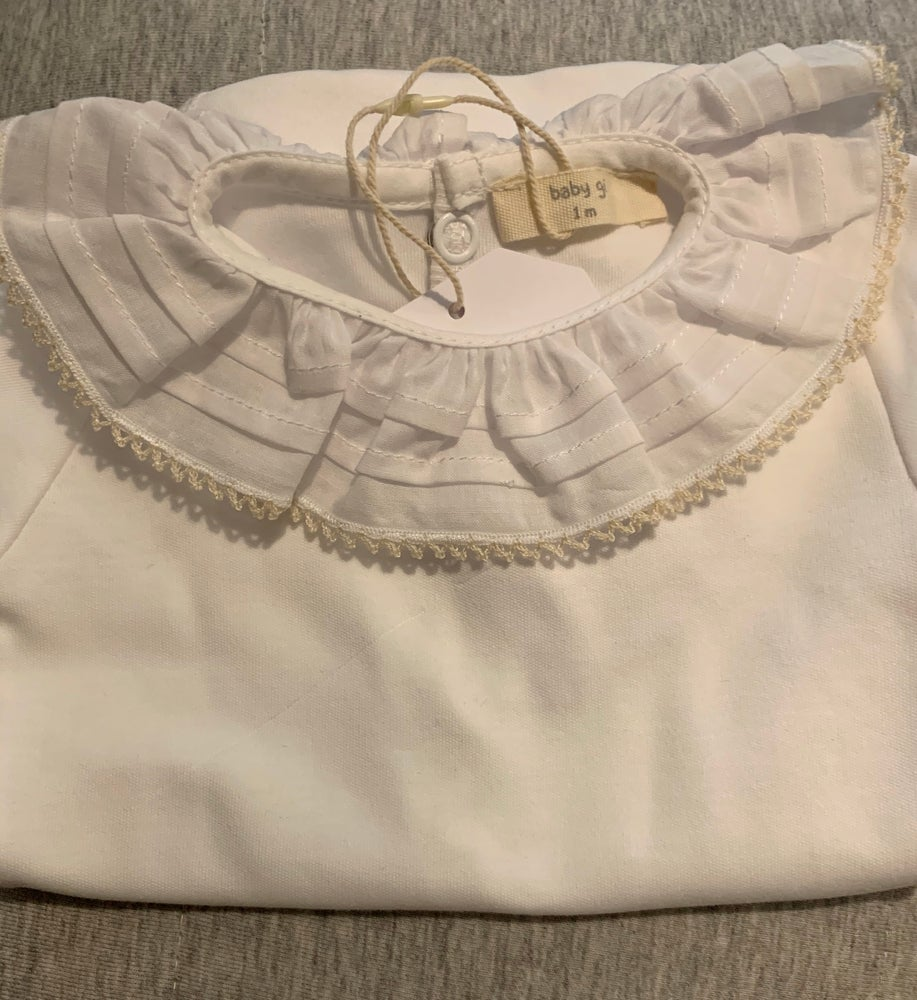 Image of Baby Gi frill vest