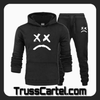 BLACK SWEATSUIT (men)