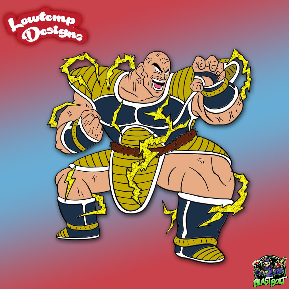 Image of Bald Headed Saiyan